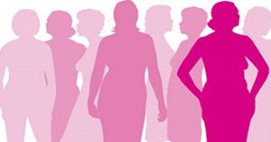 1 in 8 women will be diagnosed in her lifetime.