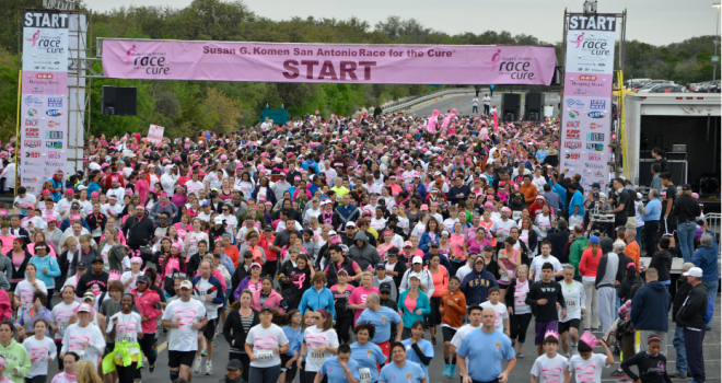 Register for the 21st Annual Race for the Cure